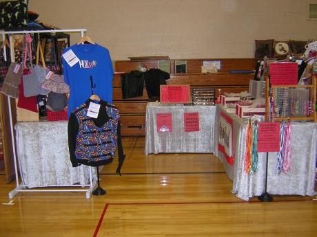 Rewondered at Lin-Wood Holiday Craft Fair on November 10, 2012