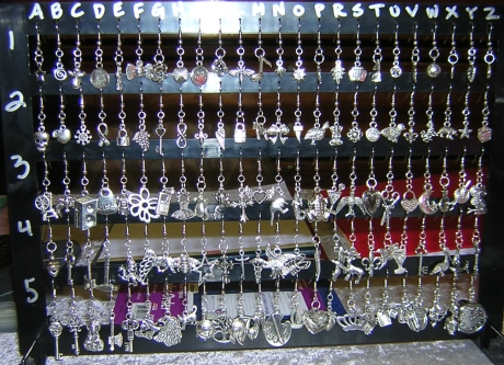 Charms Available for Earrings, Bracelets, Necklaces or Wine Charms by Rewondered