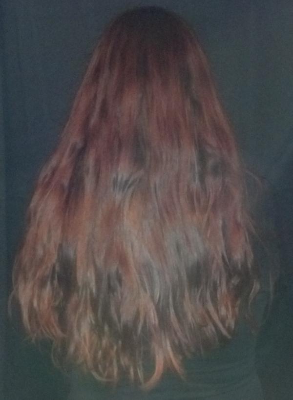 Wondie's Flame Hair - Pic 1