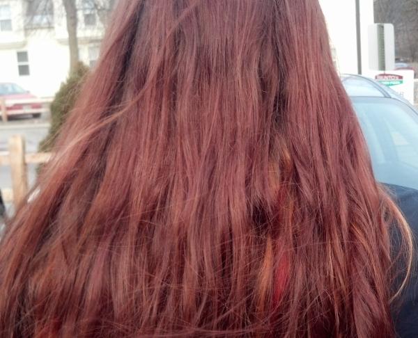 Wondie's Flame Hair - Pic 3